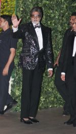 Amitabh Bachchan at the Ambani