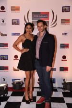 Candice Pinto at Peter England Mr India on 24th Nov 2016 (389)_5838452240df5.JPG