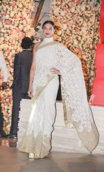Deepika Padukone at the Ambani_s wedding party of their niece, Isheta Salgaoncar on 24th Nov 2016  (81)_58384e380fe6d.JPG