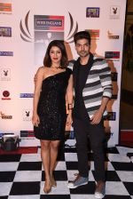 Gurmeet Choudhary, Debina Bonnerjee at Peter England Mr India on 24th Nov 2016 (310)_5838455184455.JPG