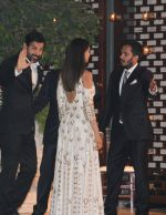 John Abraham at the Ambani_s wedding party of their niece, Isheta Salgaoncar on 24th Nov 2016  (84)_58384e50d8377.JPG
