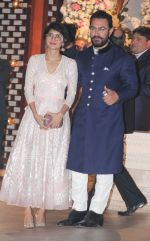 Kiran Rao, Aamir Khan at the Ambani