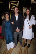 Konkona Sen Sharma, Neha Dhupia, Ranvir Shorey at Moh Maya Money screening on 24th Nov 2016 (85)_5838479fdd584.JPG