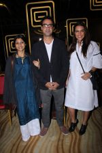 Konkona Sen Sharma, Neha Dhupia, Ranvir Shorey at Moh Maya Money screening on 24th Nov 2016 (83)_5838479f53432.JPG
