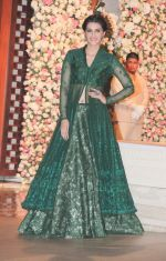 Kriti Sanon at the Ambani_s wedding party of their niece, Isheta Salgaoncar on 24th Nov 2016  (61)_58384eb1a6222.JPG