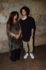 Neelima Azeem, Ishaan Khattar at Dear Zindagi screening in Mumbai on 24th Nov 2016 (34)_58384891422ab.JPG