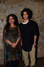 Neelima Azeem, Ishaan Khattar at Dear Zindagi screening in Mumbai on 24th Nov 2016 (36)_5838489200b8a.JPG