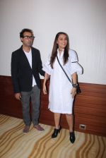 Neha Dhupia, Ranvir Shorey at Moh Maya Money screening on 24th Nov 2016 (134)_583847a826f4f.JPG