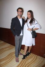 Neha Dhupia, Ranvir Shorey at Moh Maya Money screening on 24th Nov 2016 (125)_58384776dacf0.JPG