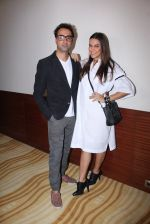 Neha Dhupia, Ranvir Shorey at Moh Maya Money screening on 24th Nov 2016 (126)_583847a5e8112.JPG