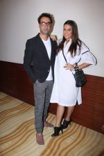 Neha Dhupia, Ranvir Shorey at Moh Maya Money screening on 24th Nov 2016 (127)_58384777ab136.JPG