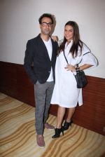 Neha Dhupia, Ranvir Shorey at Moh Maya Money screening on 24th Nov 2016 (128)_583847a68a0ac.JPG
