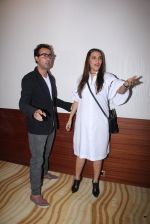 Neha Dhupia, Ranvir Shorey at Moh Maya Money screening on 24th Nov 2016 (133)_5838477989e66.JPG