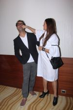 Neha Dhupia, Ranvir Shorey at Moh Maya Money screening on 24th Nov 2016 (137)_5838477b0a502.JPG