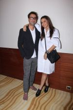 Neha Dhupia, Ranvir Shorey at Moh Maya Money screening on 24th Nov 2016 (143)_5838477d3110c.JPG