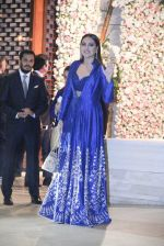 Sonakshi Sinha at the Ambani_s wedding party of their niece, Isheta Salgaoncar on 24th Nov 2016  (20)_58384f053ff35.JPG
