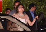 Tina Munim at the Ambani
