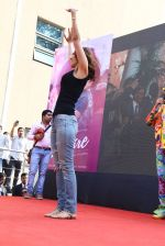 Vaani Kapoor promote Befikre in Delhi University on 24th Nov 2016 (13)_5838494980483.JPG