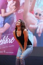 Vaani Kapoor promote Befikre in Delhi University on 24th Nov 2016 (15)_5838494b33da0.JPG