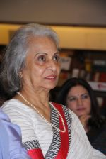 Waheeda Rehman at the launch of Anjali Chabbria_s book in Mumbai on 24th Nov 2016 (273)_58384a57a87f1.JPG