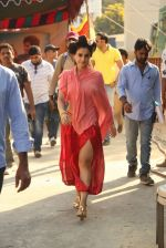 Ameesha Patel on location of a south indian movie on 25th Nov 2016 (89)_58396ec394f01.JPG