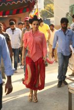 Ameesha Patel on location of a south indian movie on 25th Nov 2016 (90)_58396ec4efdef.JPG