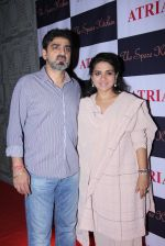 Shaina NC at Ritika and Kunal Vardhan_s Spare Kitchen launch in Atria Mall on 25th nov 2016 (22)_58396b262a188.JPG