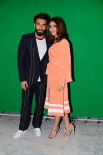 Vaani Kapoor, Ranveer Singh at Befikre promotions in Mumbai on 25th Nov 2016 (2)_58396a66d2648.JPG