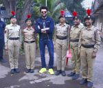 Manish Paul for NDTV walkathon for organ donation at mulund on 26th Nov 2016 (2)_583a7df1d8620.JPG