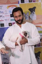 Saif Ali Khan at Pet adoptation on 26th Nov 2016 (140)_583a862159e5d.JPG