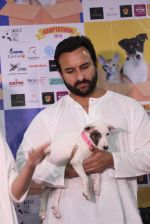Saif Ali Khan at Pet adoptation on 26th Nov 2016 (137)_583a861f984bd.JPG