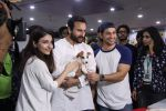 Soha Ali Khan, Kunal Khemu, Saif Ali Khan at Pet adoptation on 26th Nov 2016 (137)_583a86292bbad.JPG