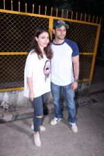 Soha Ali Khan, Kunal Khemu at Pet adoptation on 26th Nov 2016 (23)_583a85cb387f5.JPG