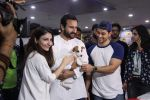 Soha Ali Khan, Kunal Khemu, Saif Ali Khan at Pet adoptation on 26th Nov 2016 (136)_583a85d6809af.JPG