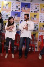 Soha Ali Khan, Kunal Khemu, Saif Ali Khan at Pet adoptation on 26th Nov 2016 (144)_583a85da90528.JPG