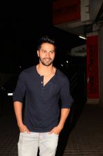 Varun Dhawan snapped at PVR on 26th Nov 2016 (12)_583a871d75a59.JPG