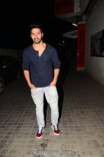 Varun Dhawan snapped at PVR on 26th Nov 2016 (2)_583a8716b8a9b.JPG