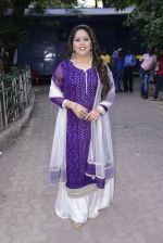 Geeta Kapoor on the sets of Super Dancer on 27th Nov 2016 (16)_583bdcfe32f22.JPG