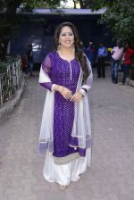 Geeta Kapoor on the sets of Super Dancer on 27th Nov 2016 (14)_583bdcfcbc9cf.JPG
