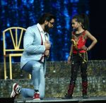 Ranveer Singh on the sets of Super Dancer on 27th Nov 2016 (12)_583bde21b322e.JPG