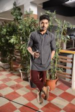 Gurmeet Choudhary at May I come in Madam on location in Mumbai on 28th Nov 2016 (11)_583d27f0c2555.JPG