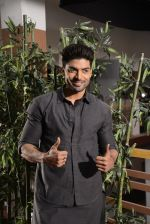 Gurmeet Choudhary at May I come in Madam on location in Mumbai on 28th Nov 2016 (15)_583d27f4b21fc.JPG