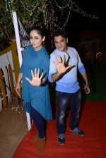 Paresh Ganatra, Aditi Sajwan at Chidiya Ghar success meet on 28th Nov 2016 (66)_583d26034c6bd.JPG