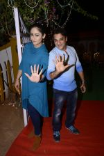 Paresh Ganatra, Aditi Sajwan at Chidiya Ghar success meet on 28th Nov 2016 (68)_583d2603e0074.JPG