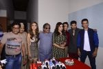 Sana Khan,Gurmeet Choudhary, Neha Pendse, Sharman Joshi at May I come in Madam on location in Mumbai on 28th Nov 2016 (49)_583d292c057ae.JPG