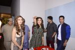 Sana Khan,Gurmeet Choudhary, Neha Pendse, Sharman Joshi at May I come in Madam on location in Mumbai on 28th Nov 2016 (51)_583d289dd61a9.JPG