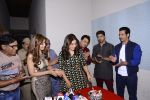 Sana Khan,Gurmeet Choudhary, Neha Pendse, Sharman Joshi at May I come in Madam on location in Mumbai on 28th Nov 2016 (55)_583d27f800072.JPG
