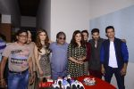 Sana Khan,Gurmeet Choudhary, Neha Pendse, Sharman Joshi at May I come in Madam on location in Mumbai on 28th Nov 2016 (62)_583d28e529dcb.JPG