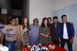 Sana Khan,Gurmeet Choudhary, Neha Pendse, Sharman Joshi at May I come in Madam on location in Mumbai on 28th Nov 2016 (66)_583d289f6d6e1.JPG