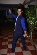 Sharman Joshi at May I come in Madam on location in Mumbai on 28th Nov 2016 (53)_583d28df35e98.JPG